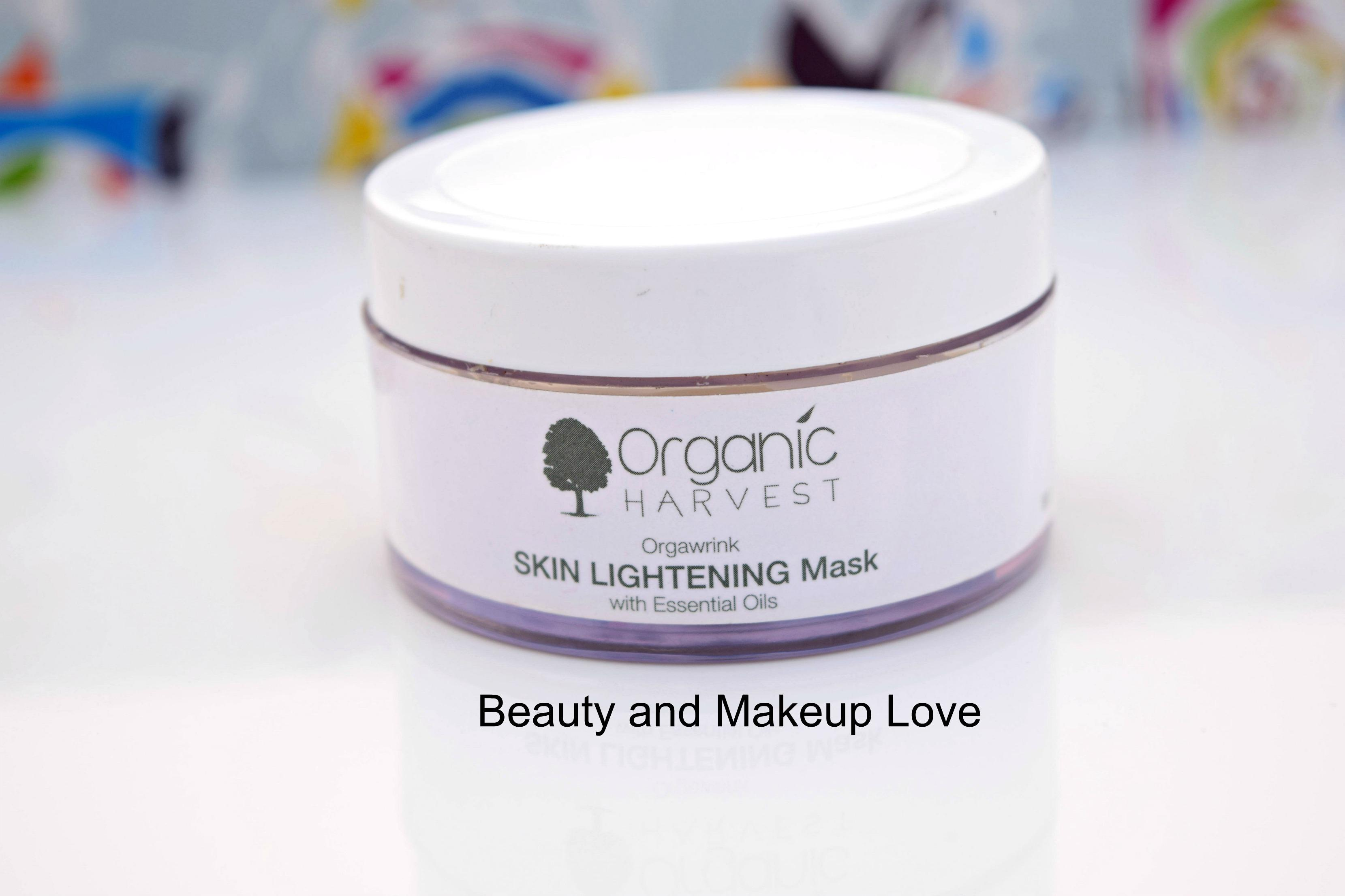 organic-harvest-skin-lightening-mask-review