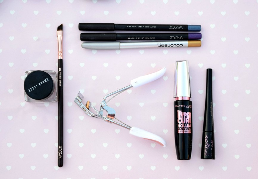 My Everyday Makeup Essentials