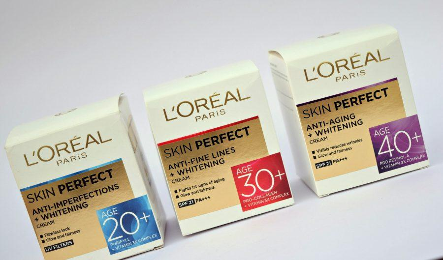 L'Oreal Paris Skin Perfect Cream