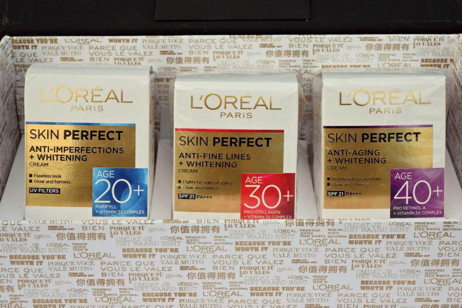L'Oreal Paris Skin Perfect Range
