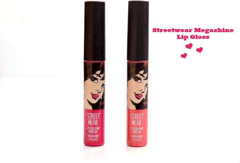 Streetwear Megashine Lip Gloss