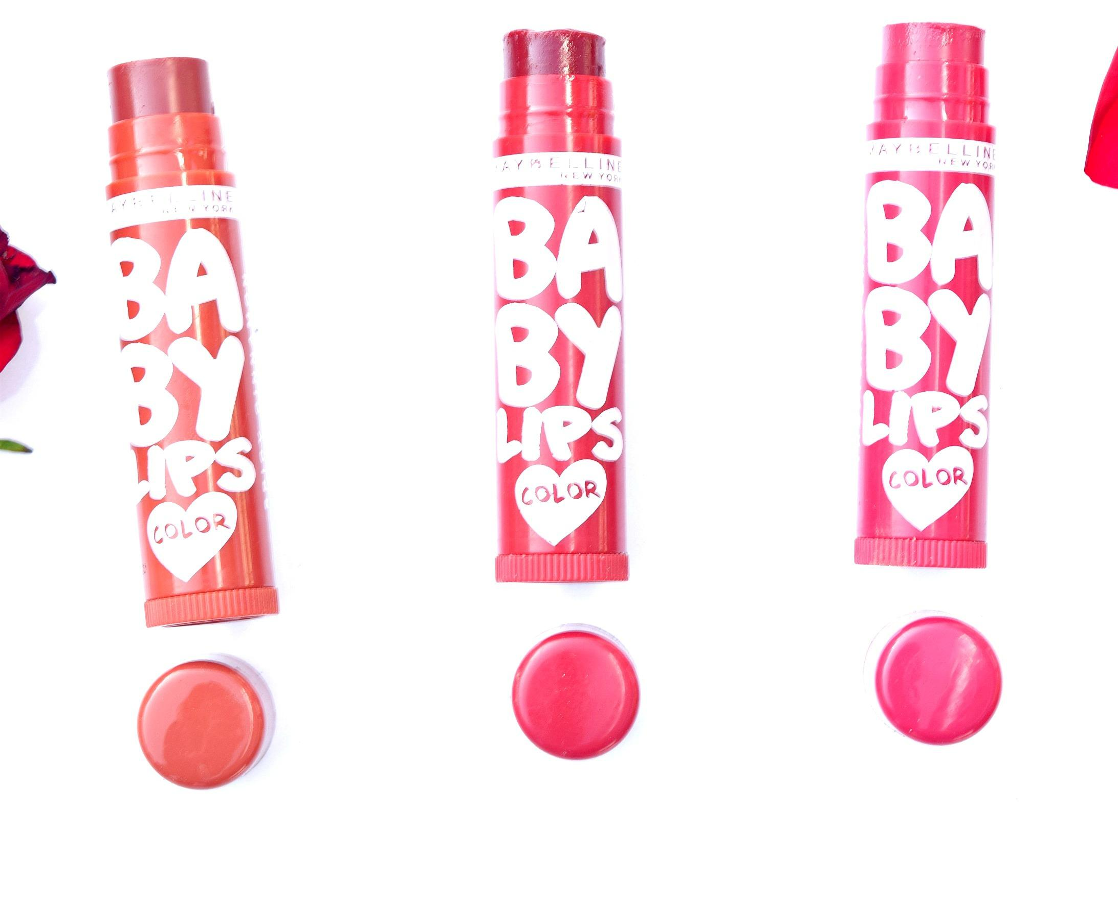 Maybelline Spiced Up Baby Lips Lip Balm