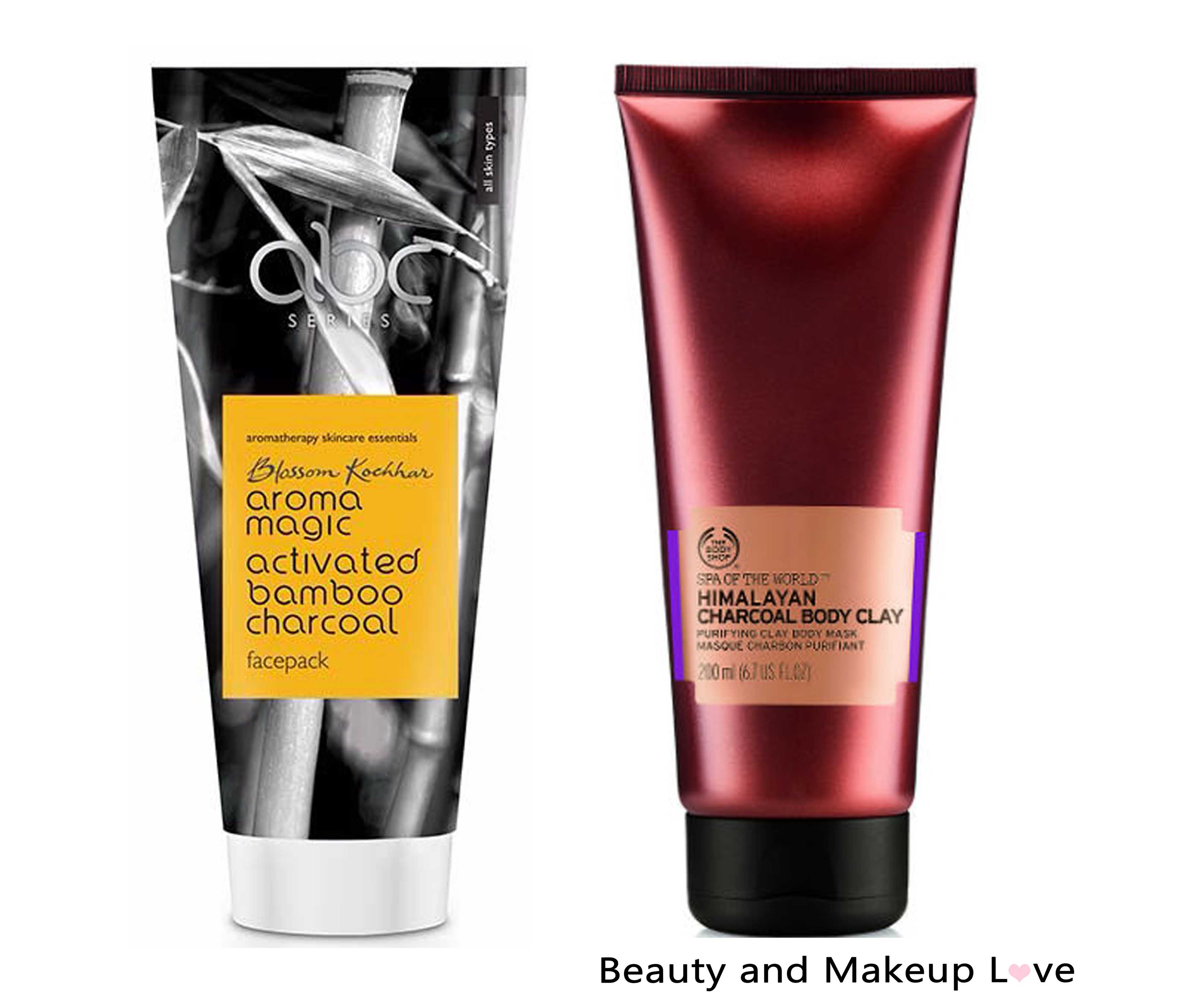 Best Charcoal Products In India Detoxify Your Skin With