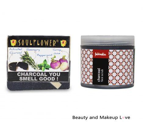 Best Charcoal Scrub