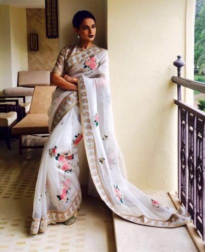 kangana ranaut diwali outfit inspiration
