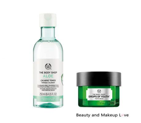 Best Body Shop Products for Dry Skin