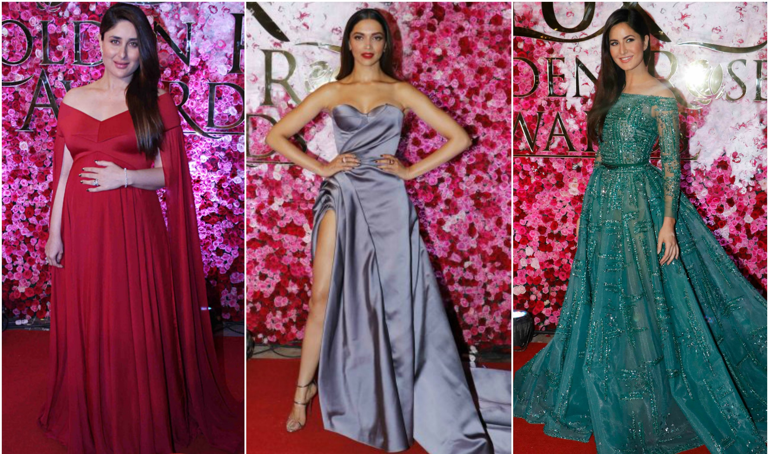 Best Dressed Celebrities At Lux Golden Rose Awards 2016