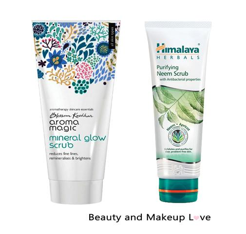Best Face Scrubs for Oily and Acne Prone Skin