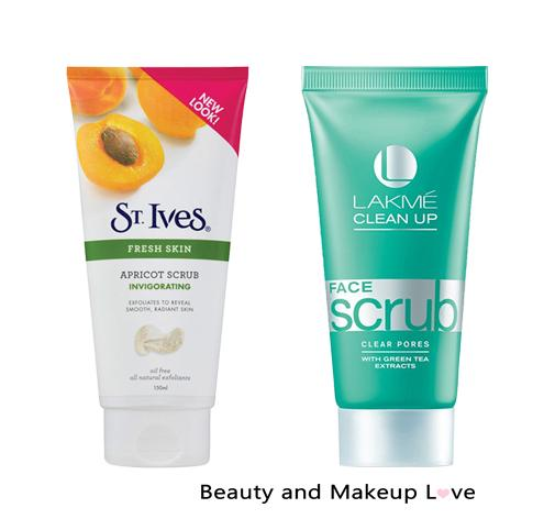 Best Face Scrubs for Oily Skin and Blackheads