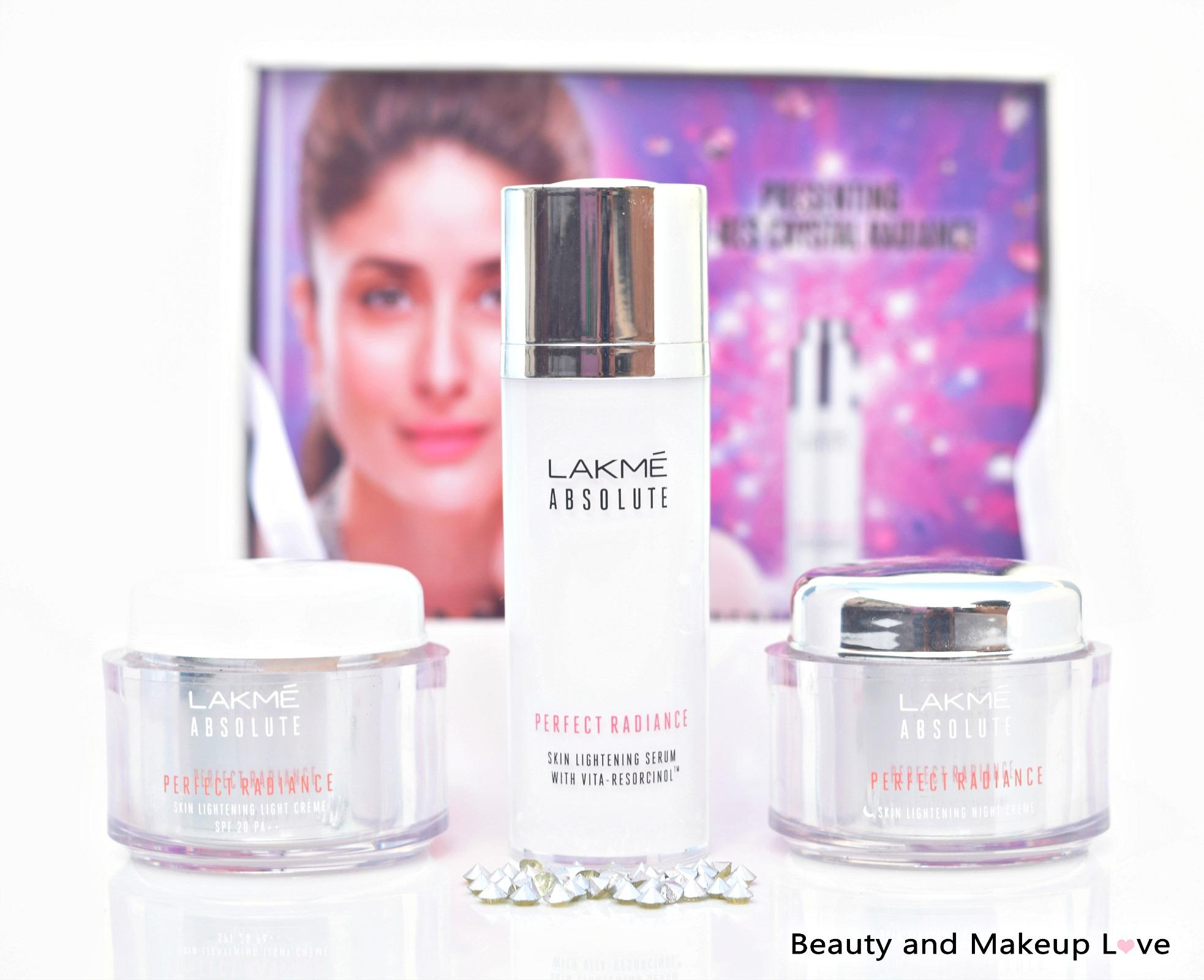 lakme absolute perfect radiance range serum light. Black Bedroom Furniture Sets. Home Design Ideas