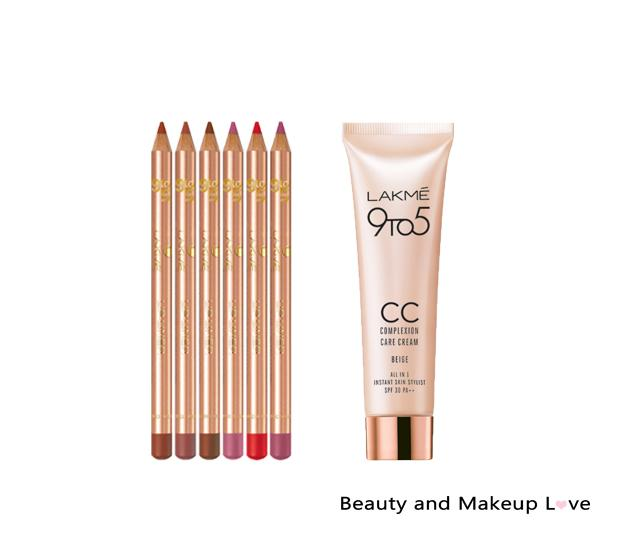 Best Lakme Makeup Products