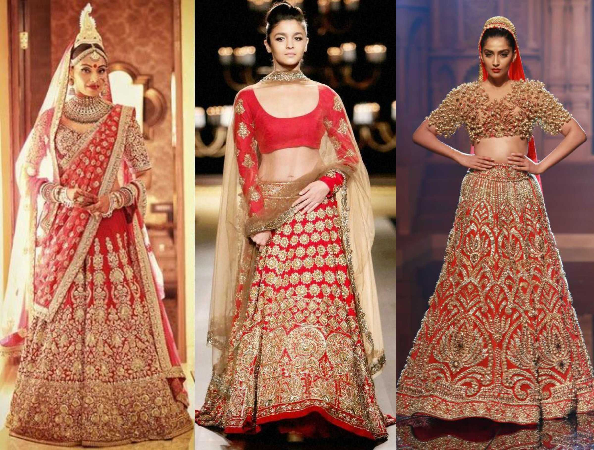 Top 10 bridal fashion designers in india country 39 s best Contemporary fashion designers