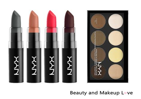 Top 10 NYX Makeup Products India