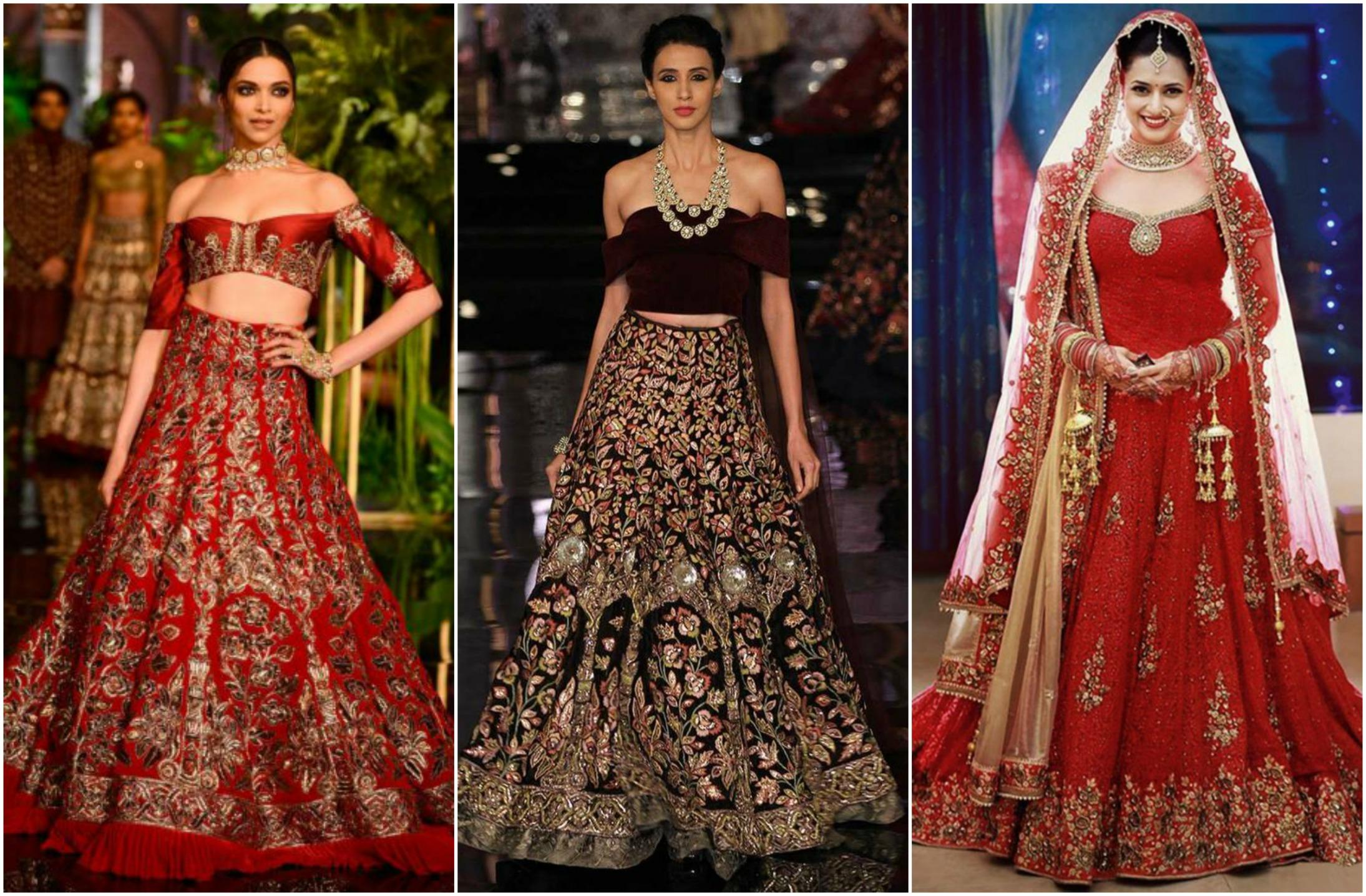 bfaba4fc0 Latest Lehenga Designs For The Modern Bride - Beauty and Makeup Love