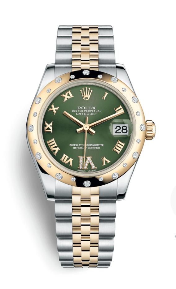 Rolex Datejust 31