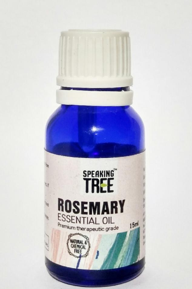 Speaking Tree Rosemary Oil Review