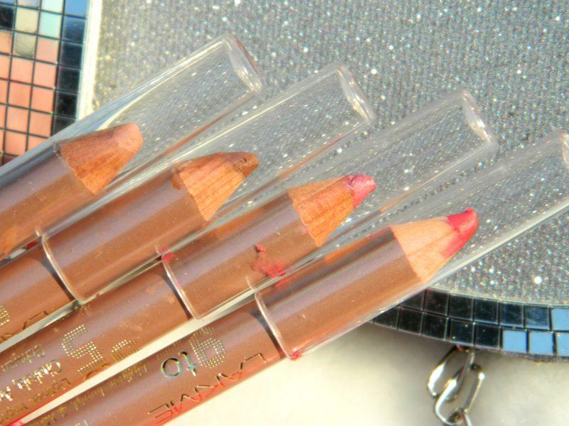 All Lakme 9 to 5 Lip Liners Shades, Photos, Swatches and Price