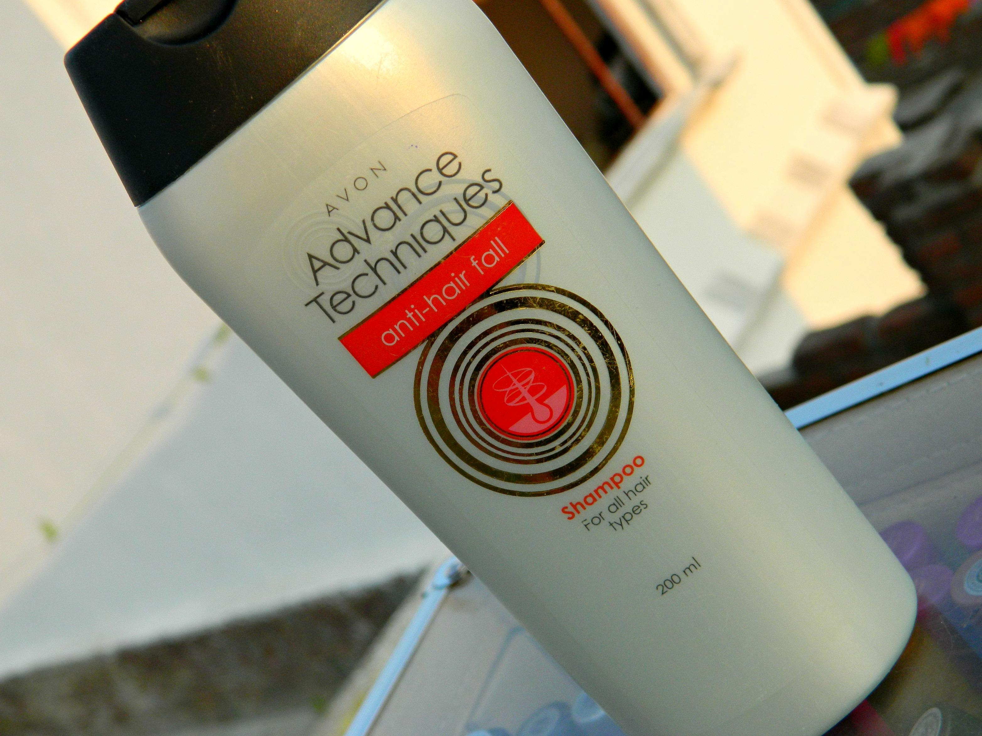 Avon Advance Techniques Anti-Hair Fall Shampoo Review