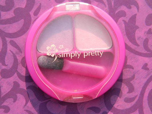 Avon Simply Pretty Blendable Eyeshadow Duo Review