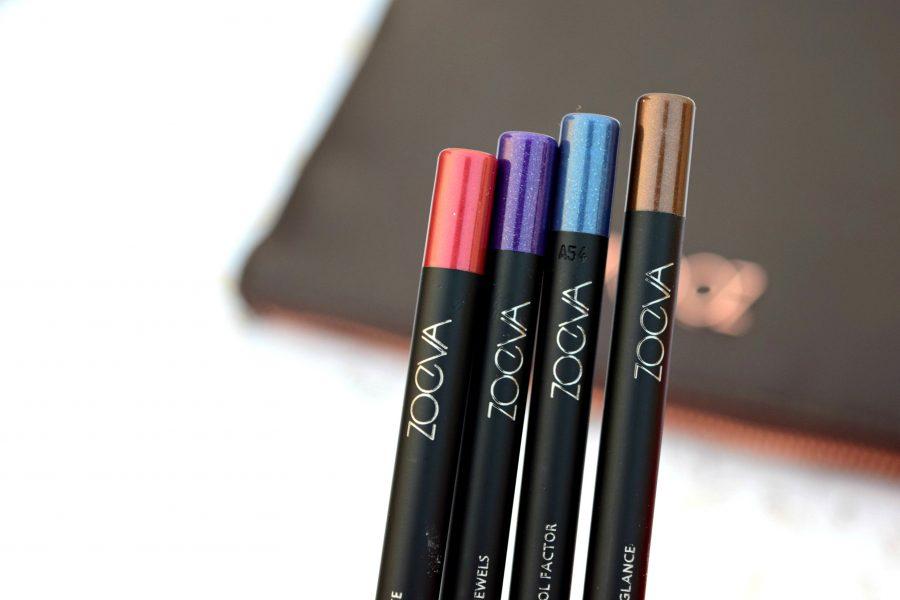Zoeva Graphic Eyes Colored Pencils