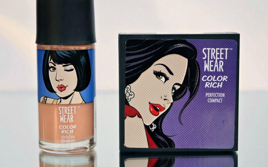 Streetwear Color Rich Perfection Foundation & Compact