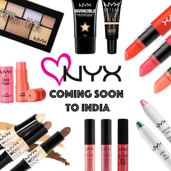 nyx-in-india