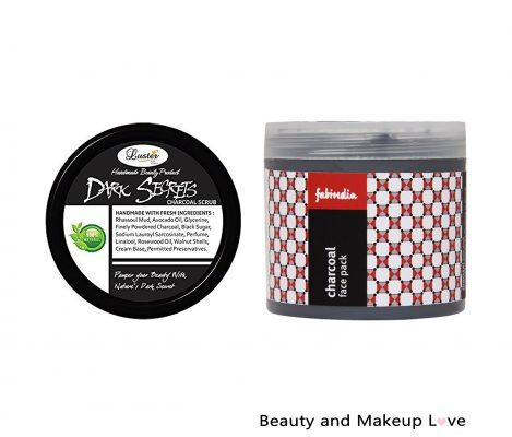 Best Charcoal Face Packs