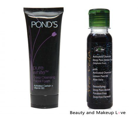 Best Charcoal Face Wash in India