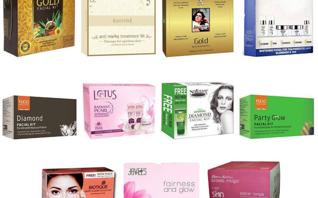 Top 11 Facial Kits in India: #Festive Season Special