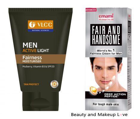 Best fairness Creams for Men