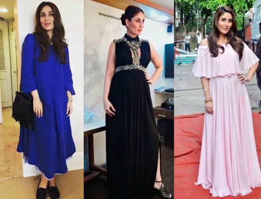 Best Maternity Looks of Kareena Kapoor