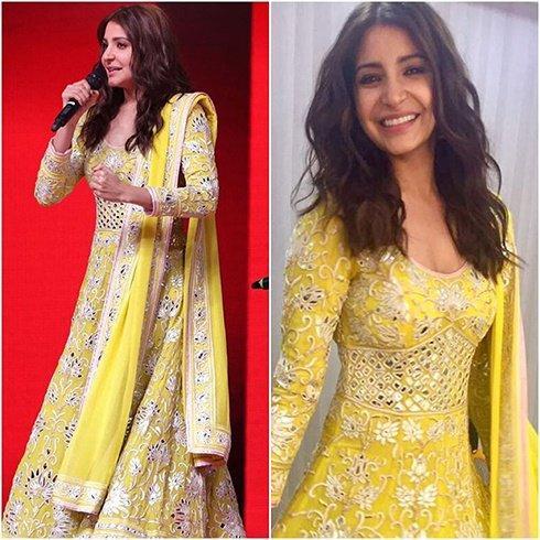 anushka-sharma-diwali outfit inspiration