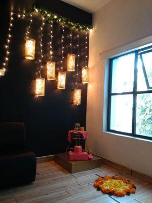 wall-decor-with-fairy-lights