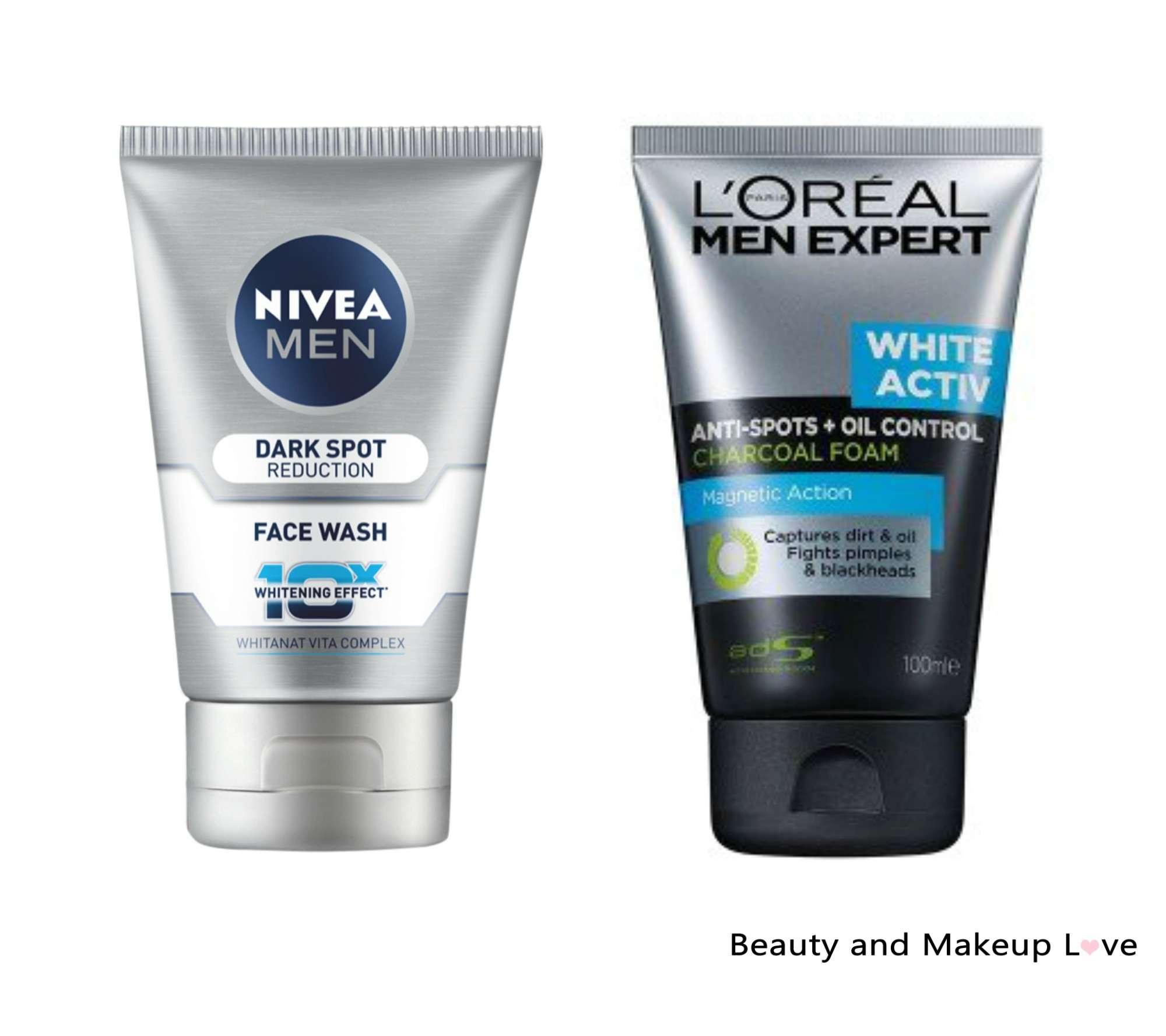 best mens face wash