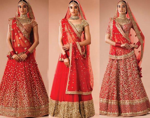 Top 10 Bridal Fashion Designers In India