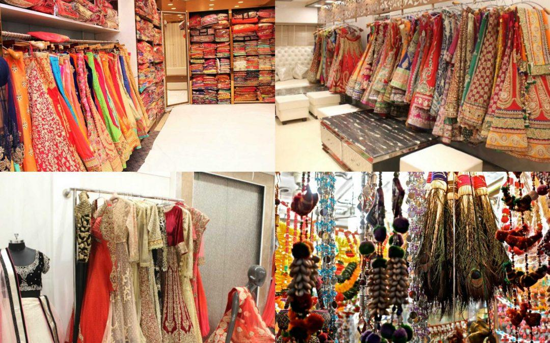 Top 10 Street Shopping Places in Delhi