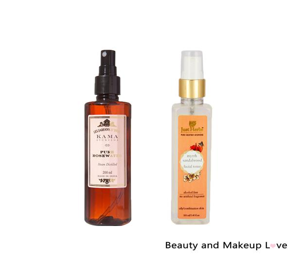 Best Natural Alcohol Free Toners in India