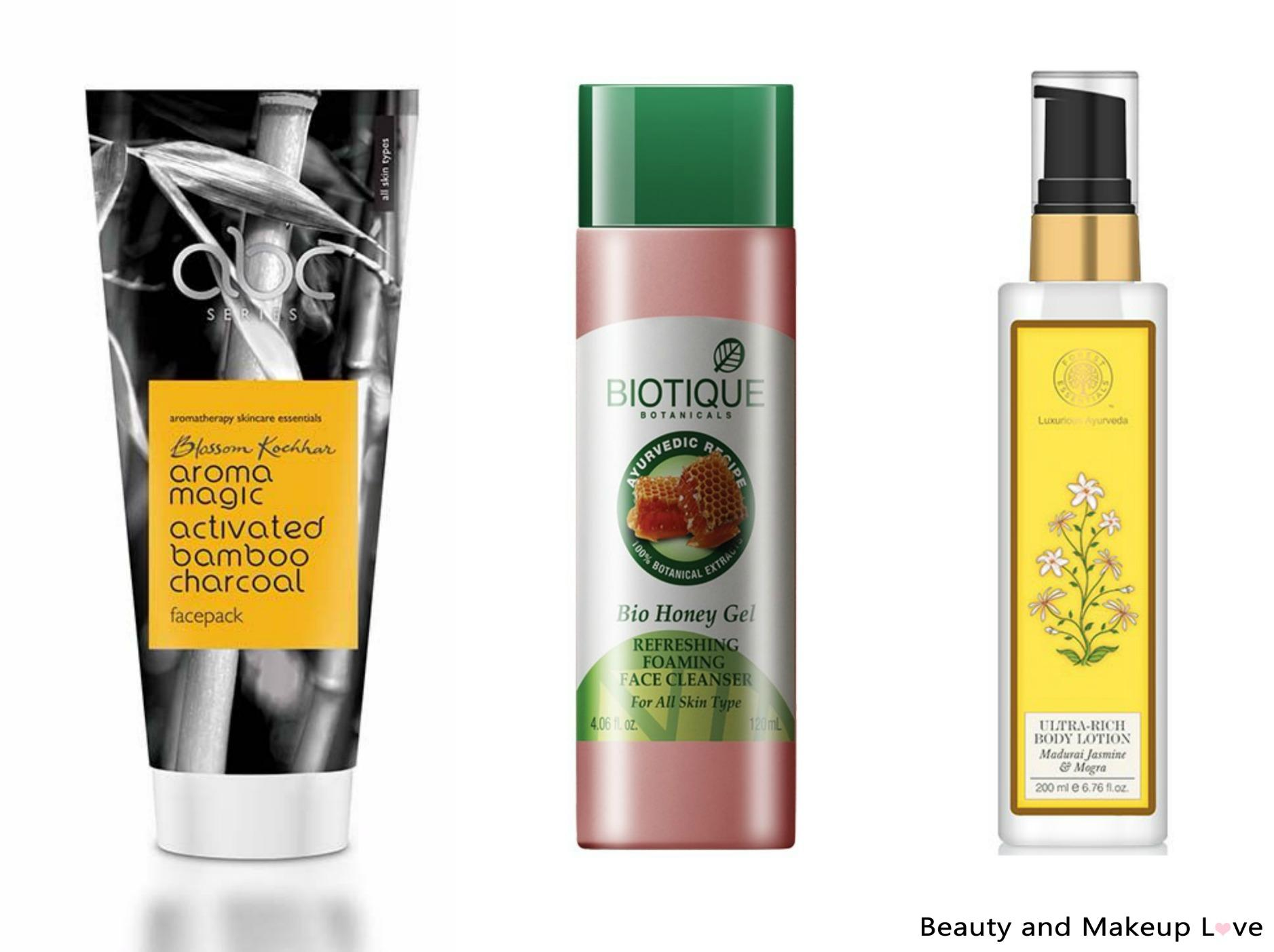 List of Paraben Free Brands in India   Indian Beauty Blog ...