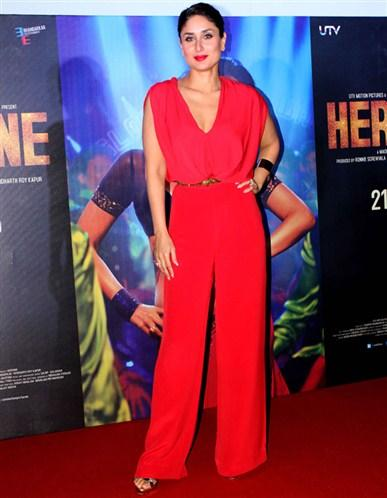Bollywood Actress in Jumpsuits